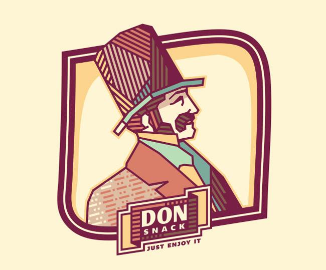 Don Snack Logo