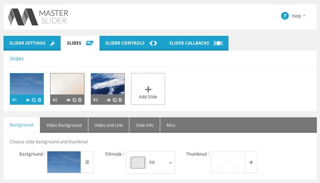 Modify Slides and Background
