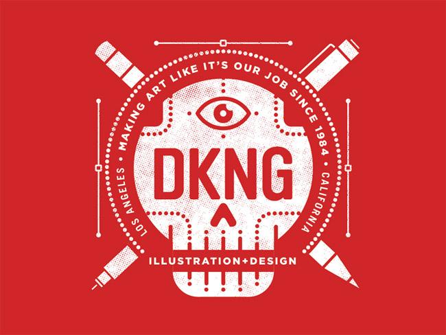 New DKNG Shirt Logo