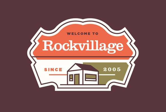 Rockvillage Logo