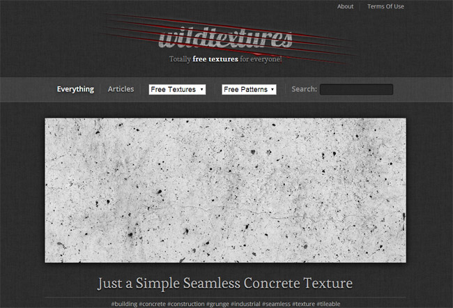 Wild Textures Background Patterns