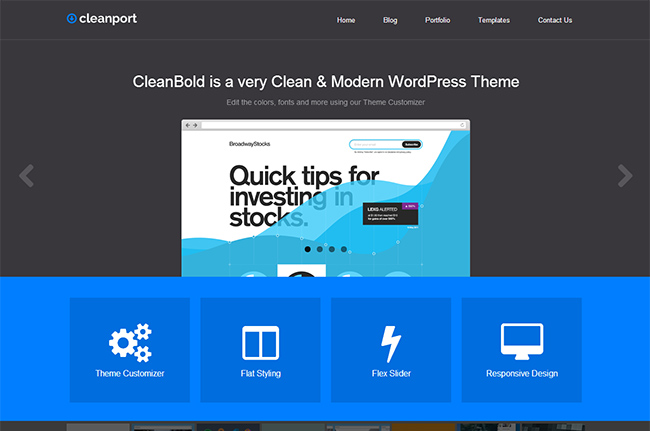 CleanPort