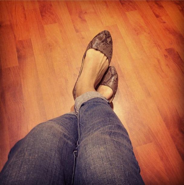 Fashion blogger #ootd post
