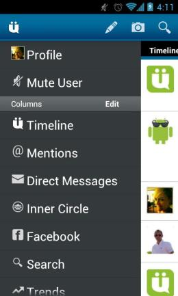 UberSocial_Customized_Menu