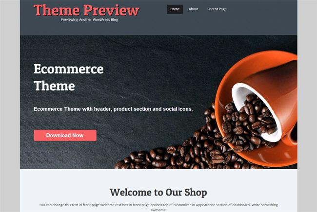 Martable Free WordPress Theme