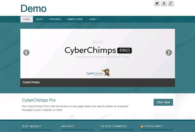 Primo Lite Free WordPress Theme