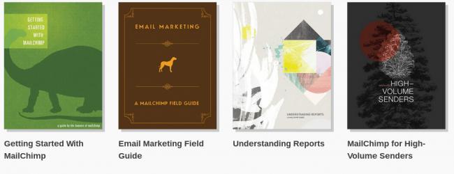 MailChimp Guides