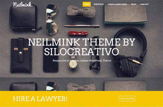 Neilmink Premium WordPress Theme