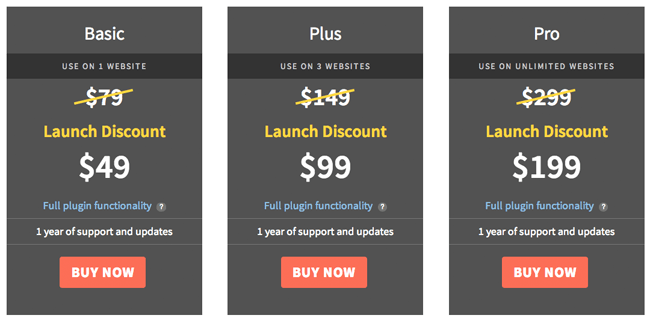 Optin Lock Pricing