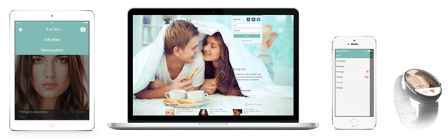 DatingPro Mobile-Friendly
