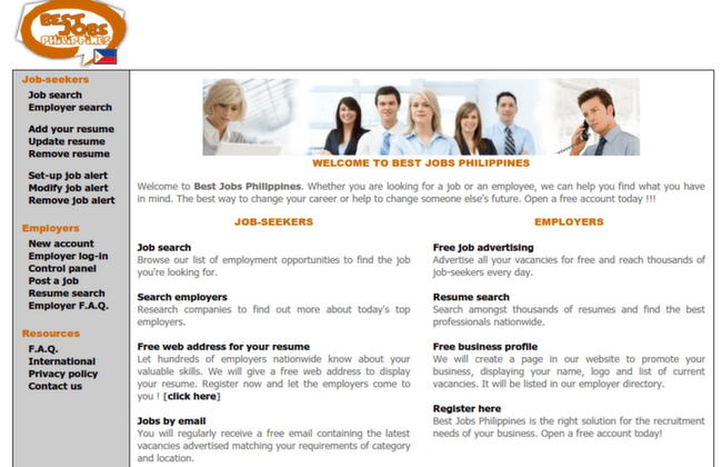 Best Jobs PH