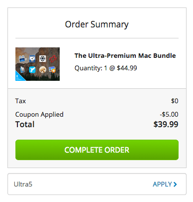 The Ultimate Premium Mac Bundle