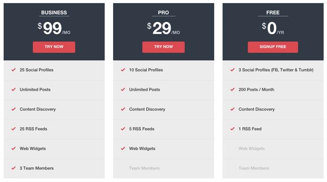 ViralTag Pricing