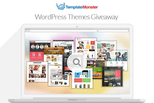 Template Monster Giveaway
