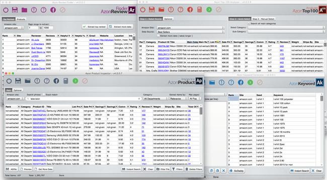 AmaSuite Software