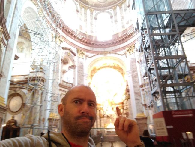 Culture in Karlskirche