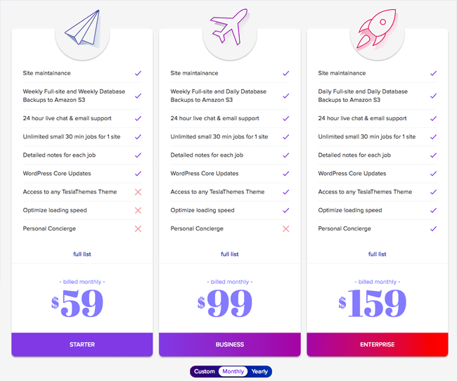 WPmatic Pricing