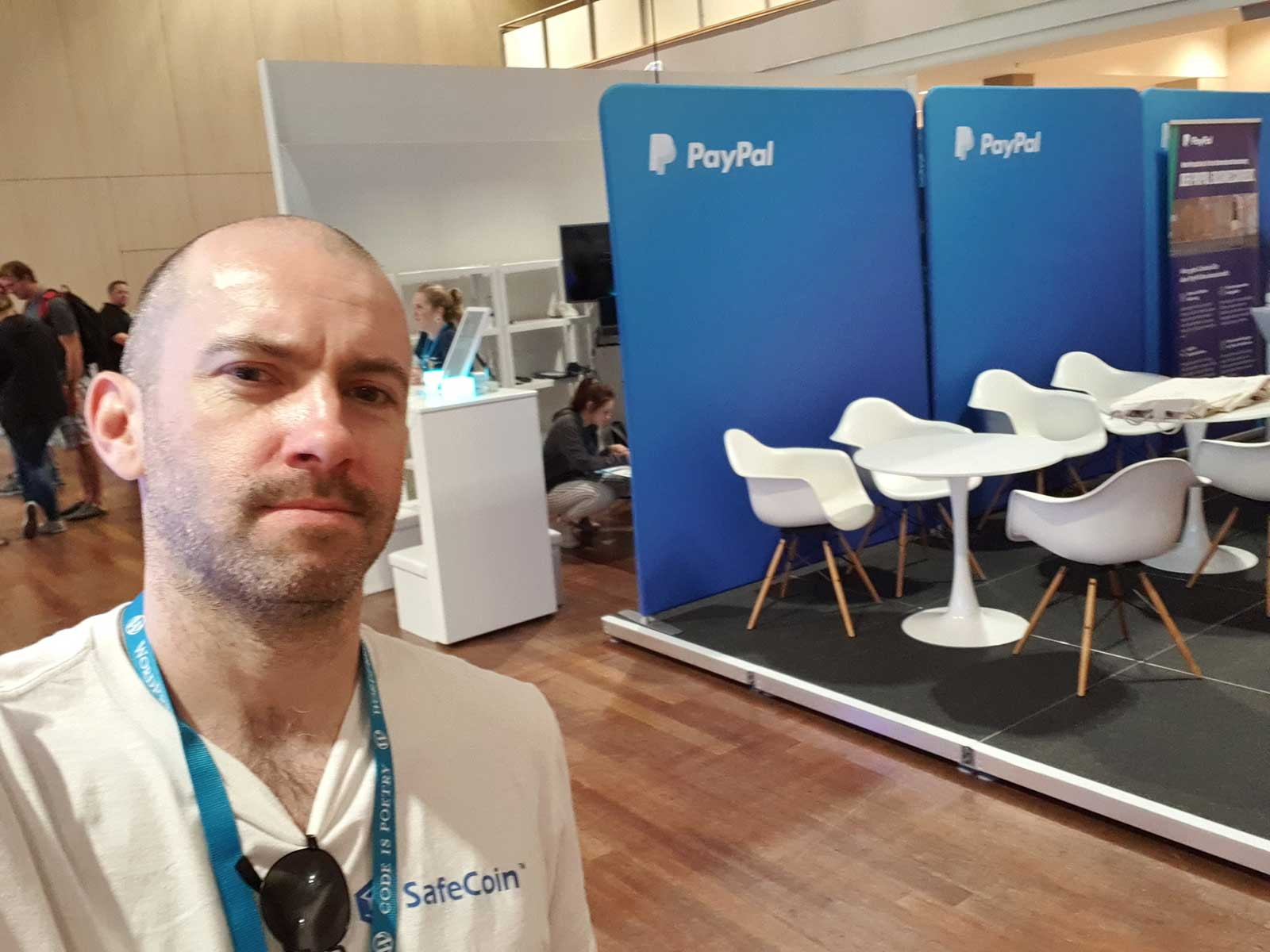 PayPal Booth