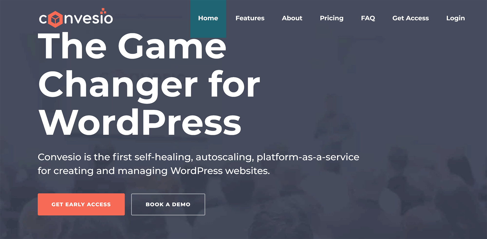 Convesio is a game changer for WordPress