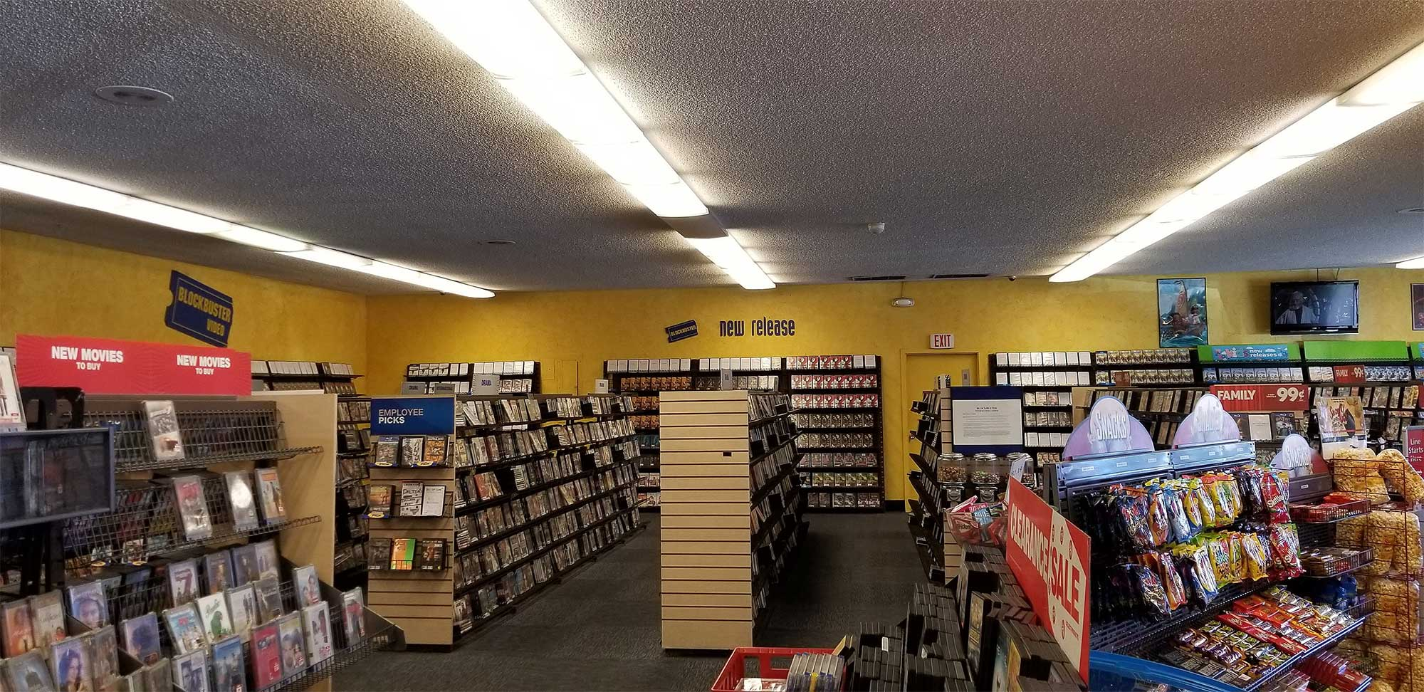 Inside the Last Remaining Blockbuster Video