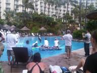 Maui 2011 - Wacky pool boats