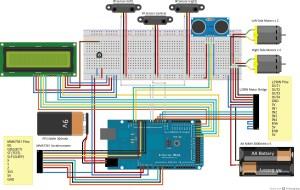 Kevin Peat  Robot Wiring