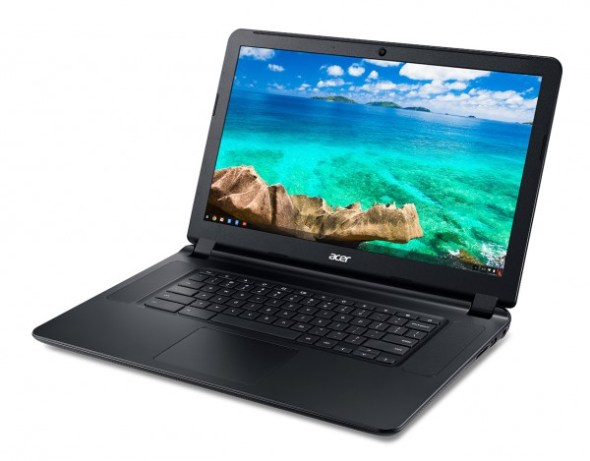 Acer C910 Chromebook_left facing