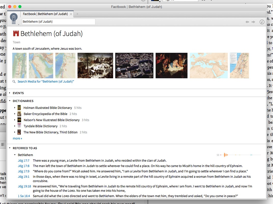 BibleWorks on a Mac - Software for Biblical Exegesis ...