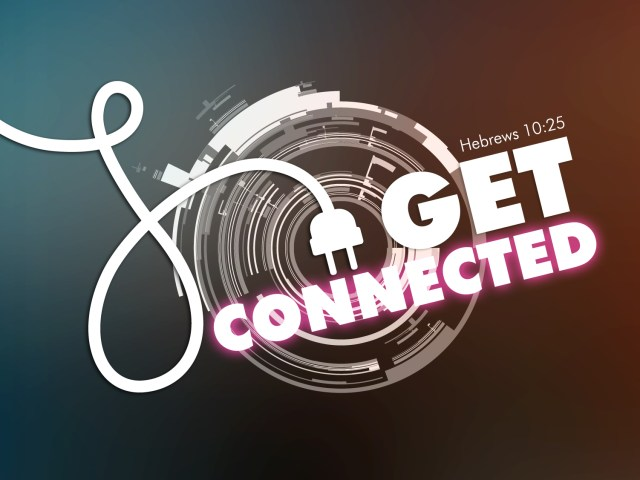 get connected online