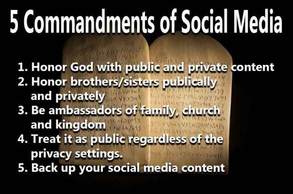 social-media-commandments