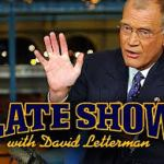 cbs late show with david letterman