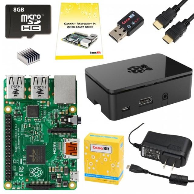 raspberry pi kit tech gifts
