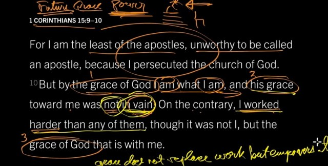Bible Mark Up app used by John Piper Look at the Book