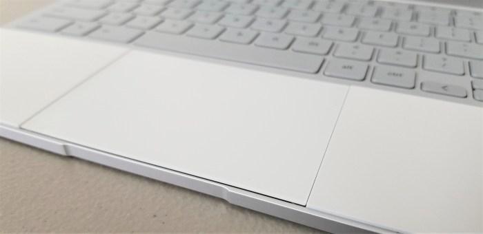 google pixelbook trackpad