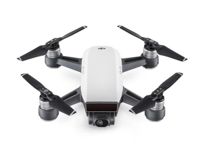 dgi spark mini drone