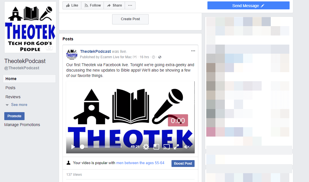 Theotek Podcast Changes Coming