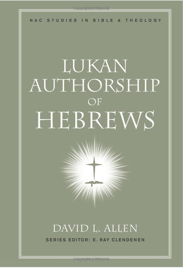 lukan authorshop of hebrews
