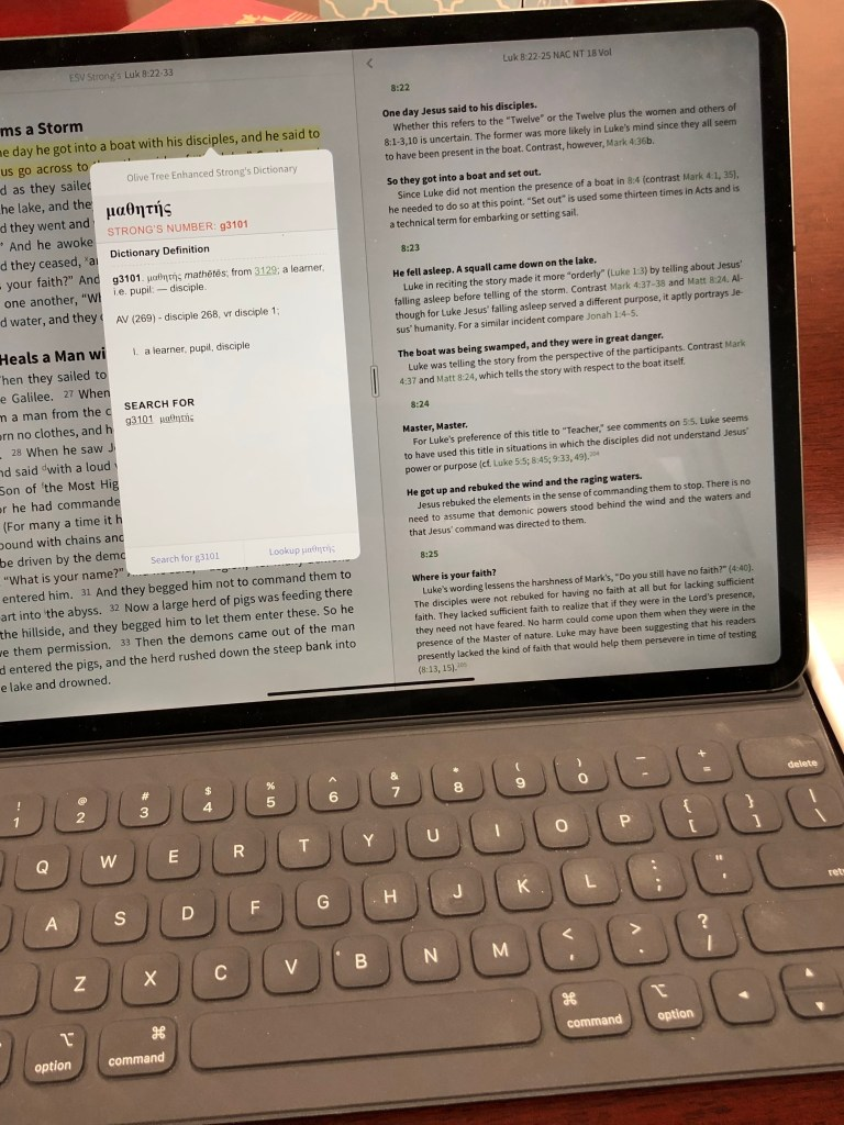 New 2018 Apple iPad Pro for Bible Study