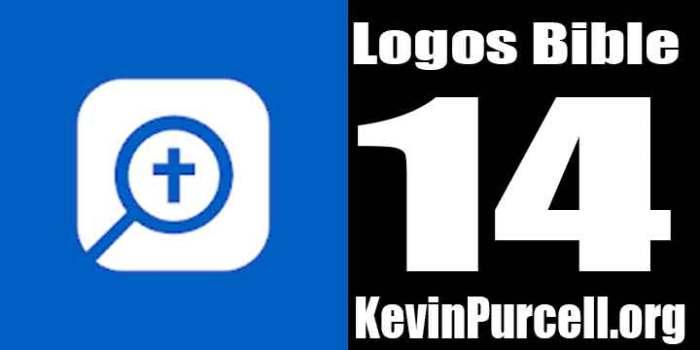 logos bible study tools score 14