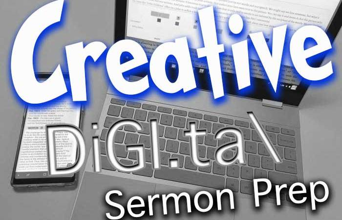 Making Observations of the Text: Step 2 in Creative Digital Sermon Prep