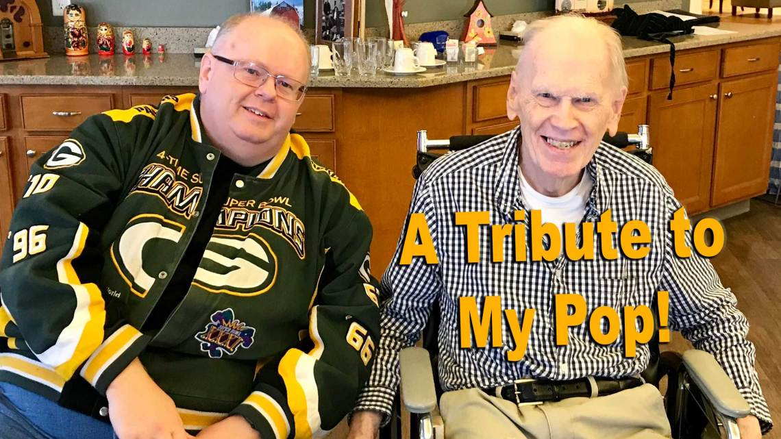 A Tribute to My Pop – Latest YouTube Video
