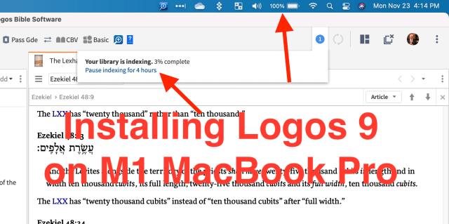 battery life on m1 macbook pro