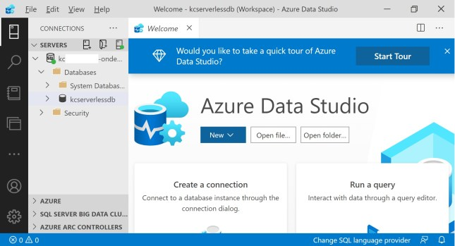Experiments to use Azure DevOps with Azure Synapse Analytics SQL Pools
