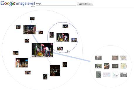 Image Swirl by Google