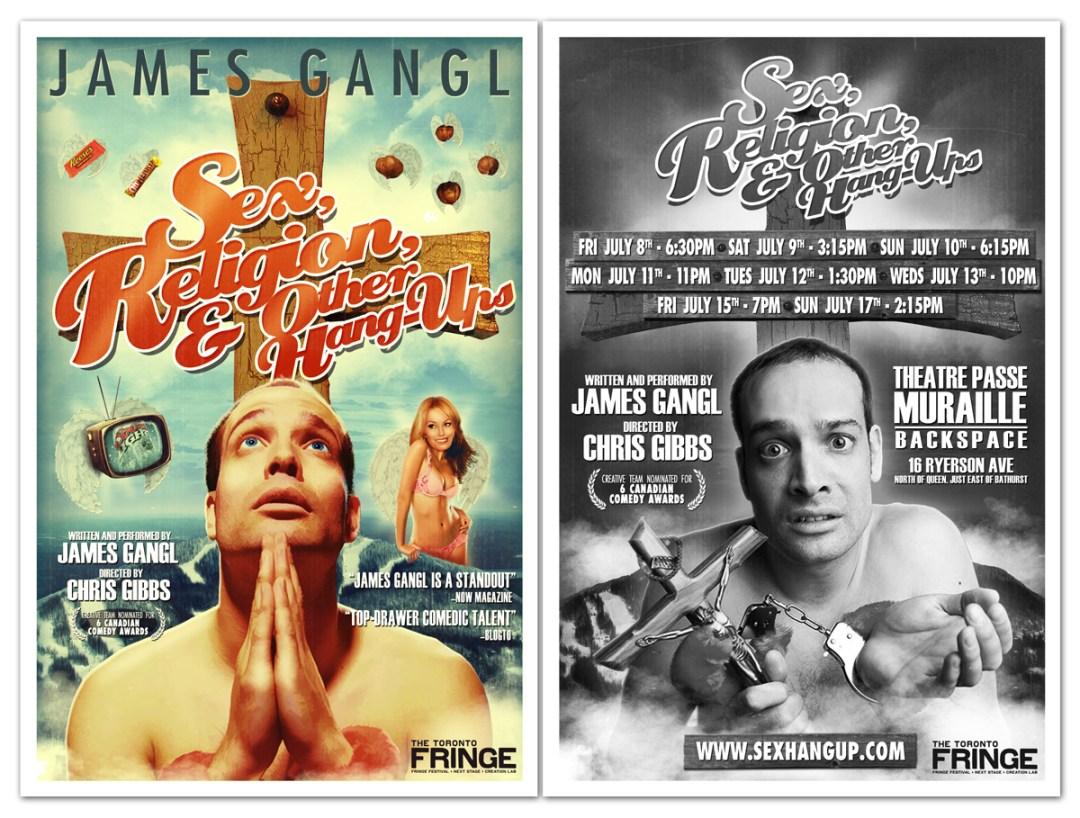 James Gangl's Sex, Religion & Other Hangups