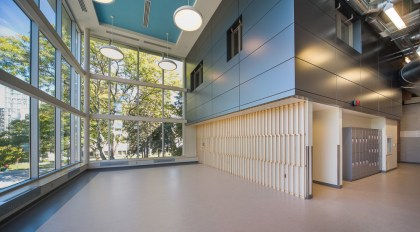 McCallum Sather Architects photographed by Kevin Thom