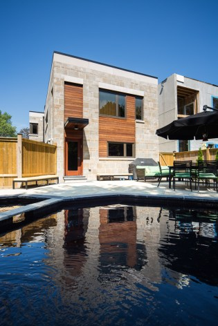 Kirkor Architects and Planners residential project photographed by Kevin Thom