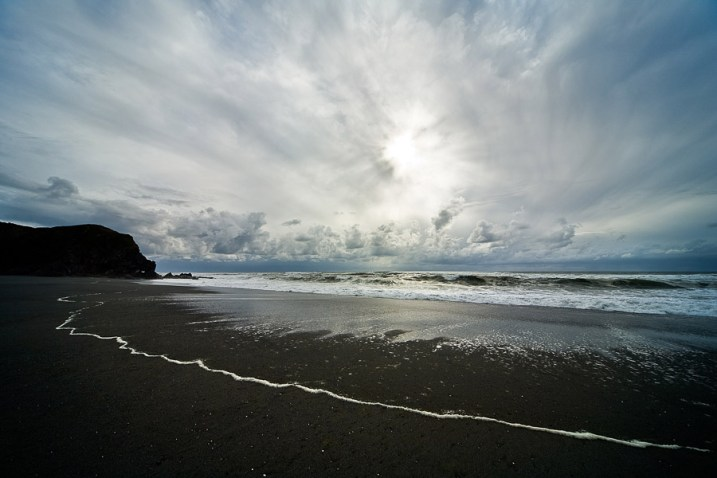 Crescent City Beach, California
