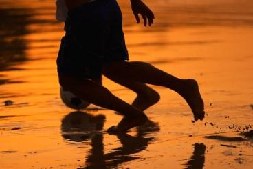 Patong Beach Soccer, Thailand