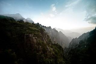 Huang Shan - Yellow Mountain, China